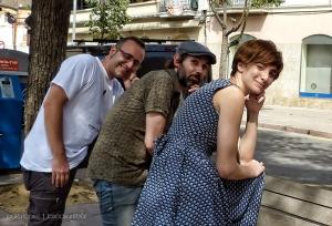 Jaume Farrés, Juanjo Martos, Tatty Sánchez