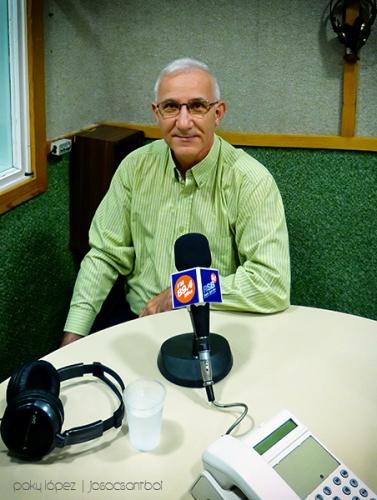 Jaume Mestres a Ràdio Sant Boi