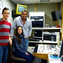 Cluc de Beisbol Sant Boi Gerard Plana, Alicia Rodriguez i Marc Carrillo