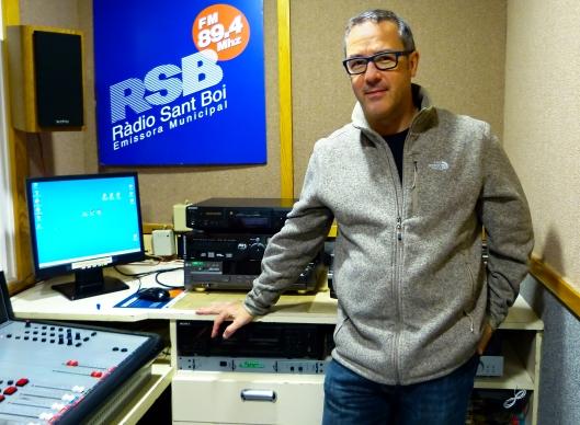 Jordi Elias - Ràdio Sant Boi