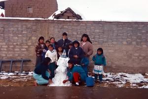 Perú-casa acollida