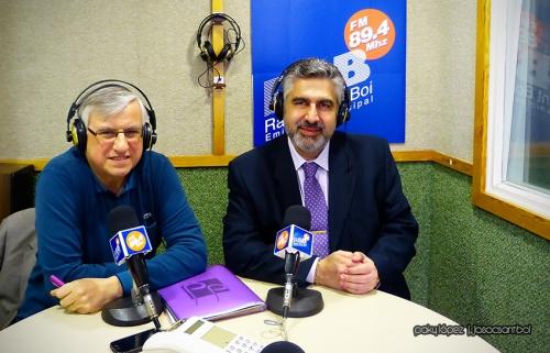 Carles Queralt i Jeroni Tarres