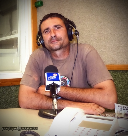 Pau Dorca a Ràdio Sant Boi