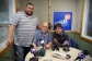 Gegants de Casablanca Nico, Pere i Jordi