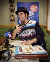 Albert Graus a Ràdio Sant Boi