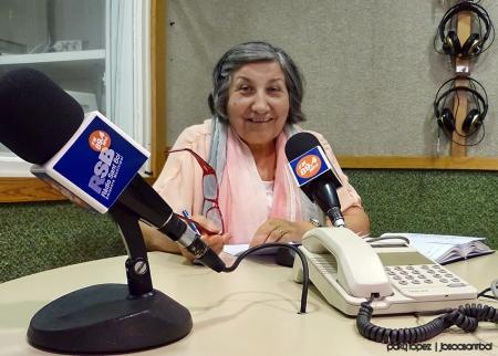 Carme a Ràdio Sant Boi