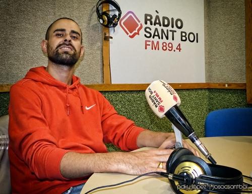 Loren en Ràdio Sant Boi