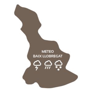 Meteo del Baix Llobregat