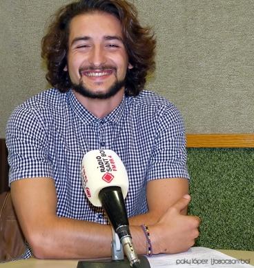 Antonio a Ràdio Sant Boi
