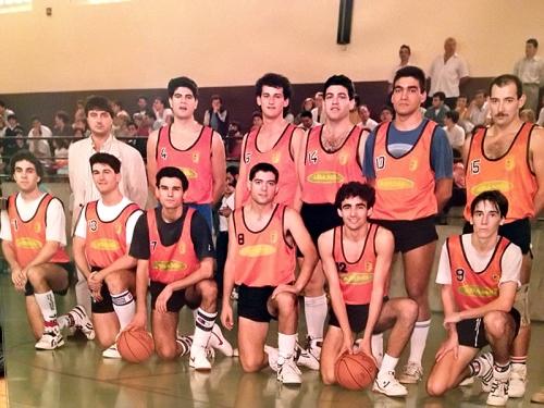 Senior A Ascens Segona Nacional 89-90