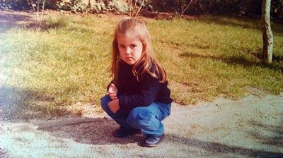 Laura amb dos anys