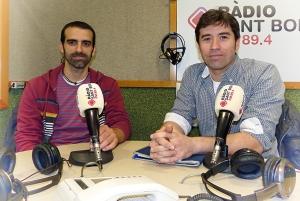 Pablo Castro i Lluis Artigas