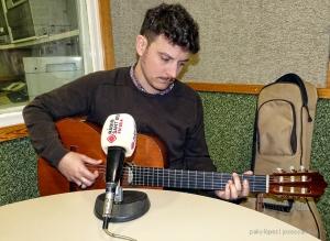 Toni Jimenez <br> Músic