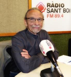 Ferran Soriano <br> Artista plàstic, escultor i dibuixant