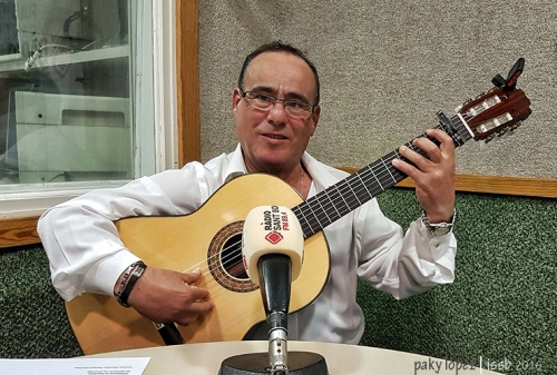 """Antonio Morales """"Chiclanita"""""""