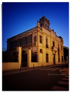 Can Castells-Centre d'Art, Ricardo Caballero