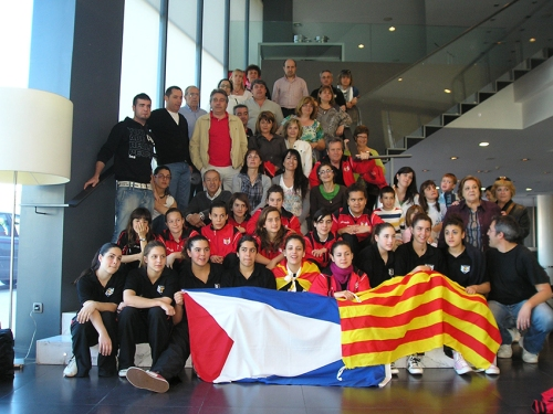 SantBoi a Competicions a Castello i Madrid