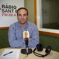 Alberto Torné Fisioterapeuta i osteòpata