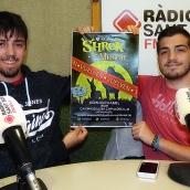 Miguel Gómez i Alejandro Caballero AJT Teatre Always