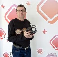 Fernando Martínez Tècnic de so de Ràdio Sant Boi: